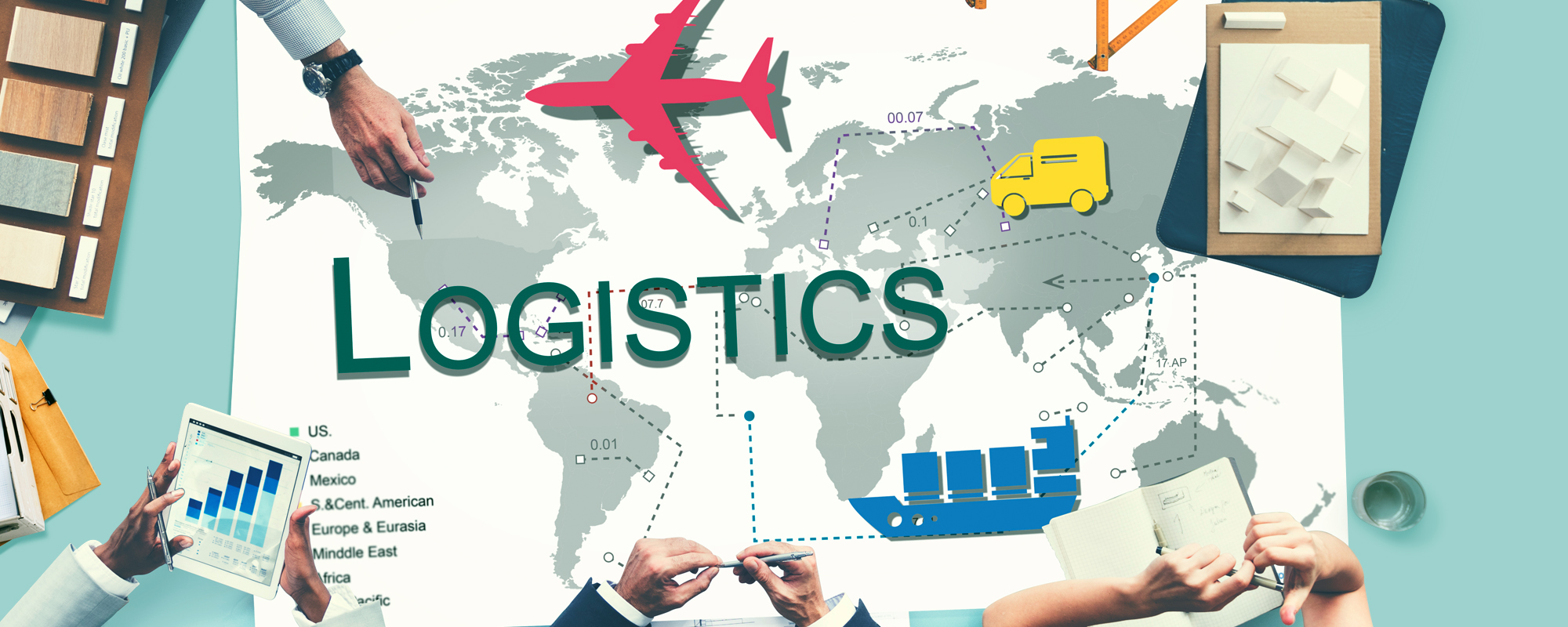 PG Diploma in Supply Chain and Logistics Management Dubai, UAE | Riyadh, Saudi Arabia