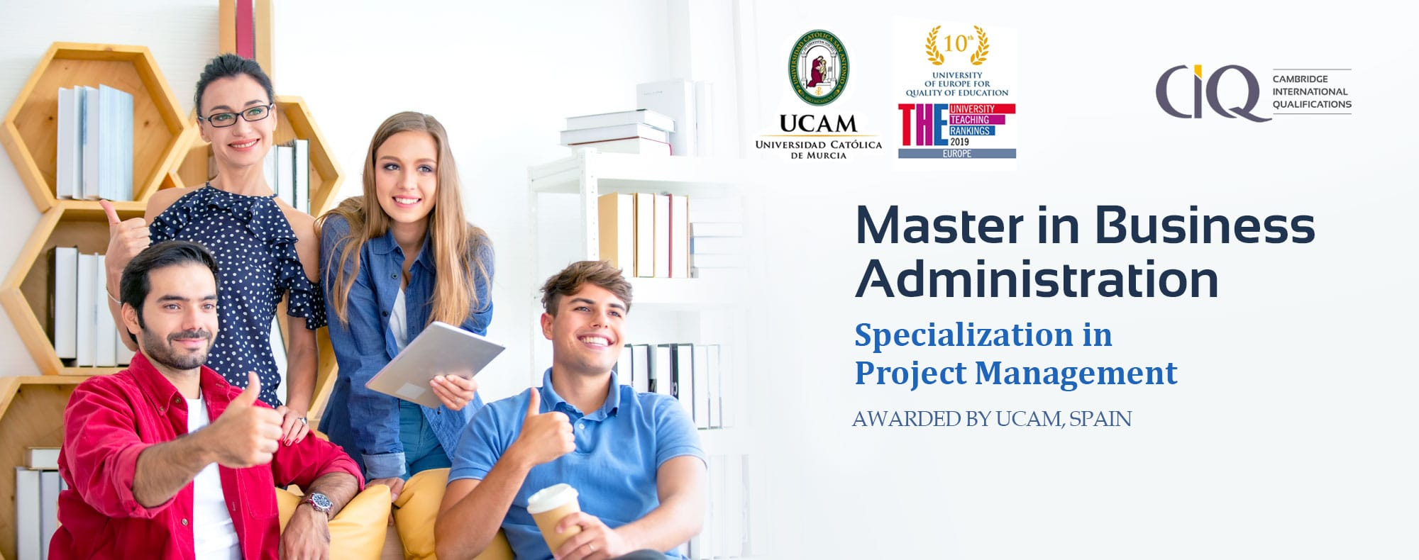 MBA in Project management | WUC