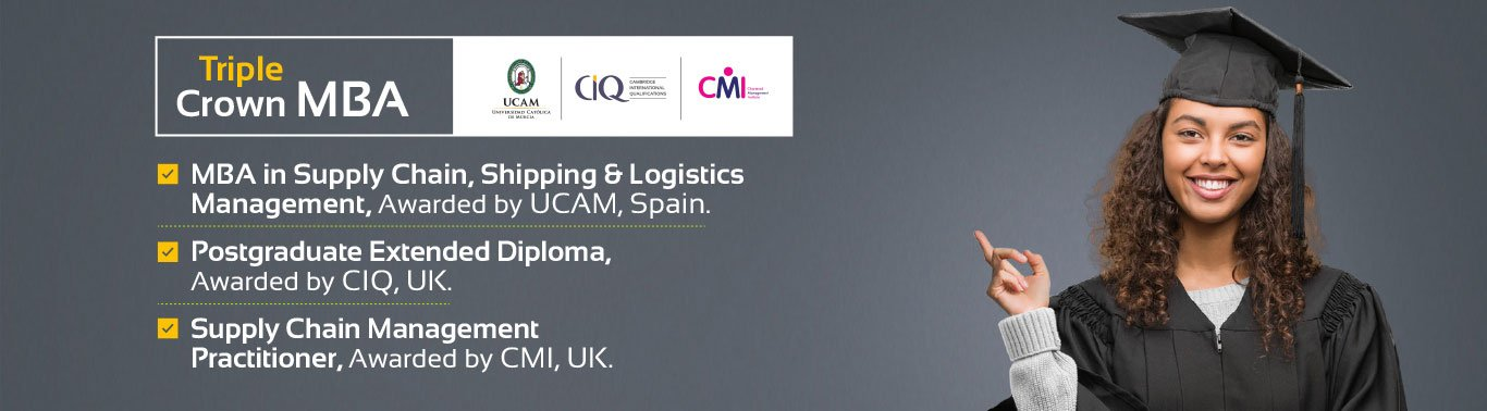 Supply Chain & Logistics Management MBA