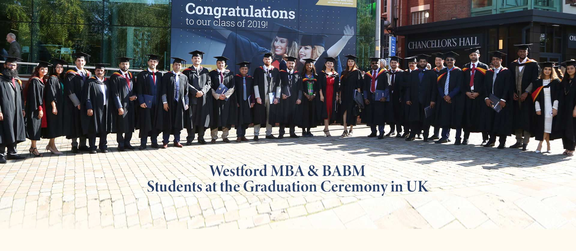MBA Graduates - Westford University College