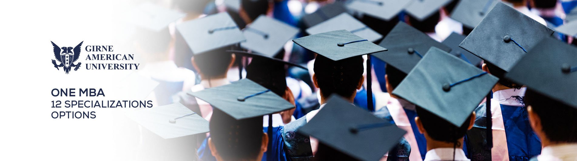 GAU MBA Programs - Banner
