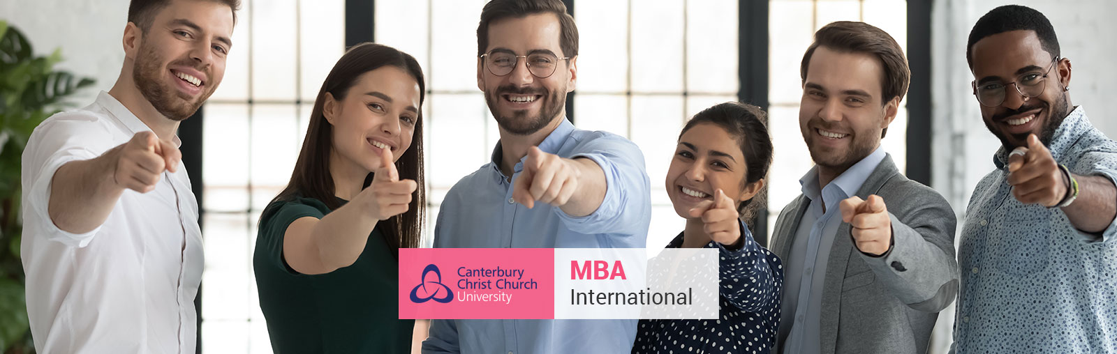 MBA International | CCCU
